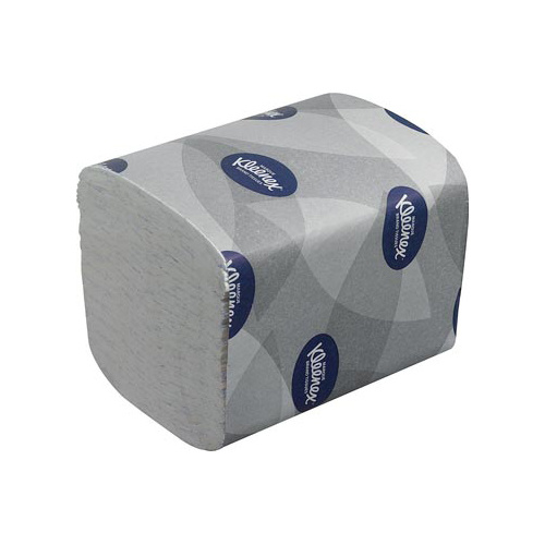 Kleenex Kleenex Ultra gevouwen toiletpapier, 2-laags
