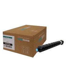 Ecotone Canon C-EXV 51L (0485C002) toner cyan 26000p (Ecotone)