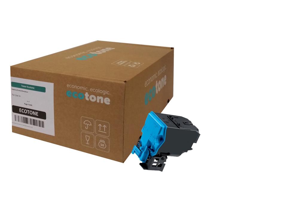 Ecotone Minolta TNP49C (A95W450) toner cyan 12000 pages (Ecotone)