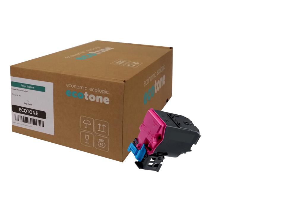 Ecotone Minolta TNP49M (A95W350) toner magenta 12000p (Ecotone)