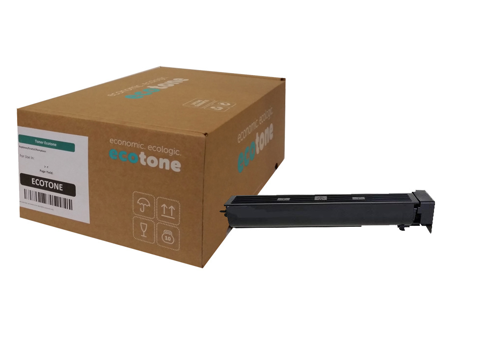 Ecotone Minolta TN413K (A0TM151) toner black 45000 pages (Ecotone)