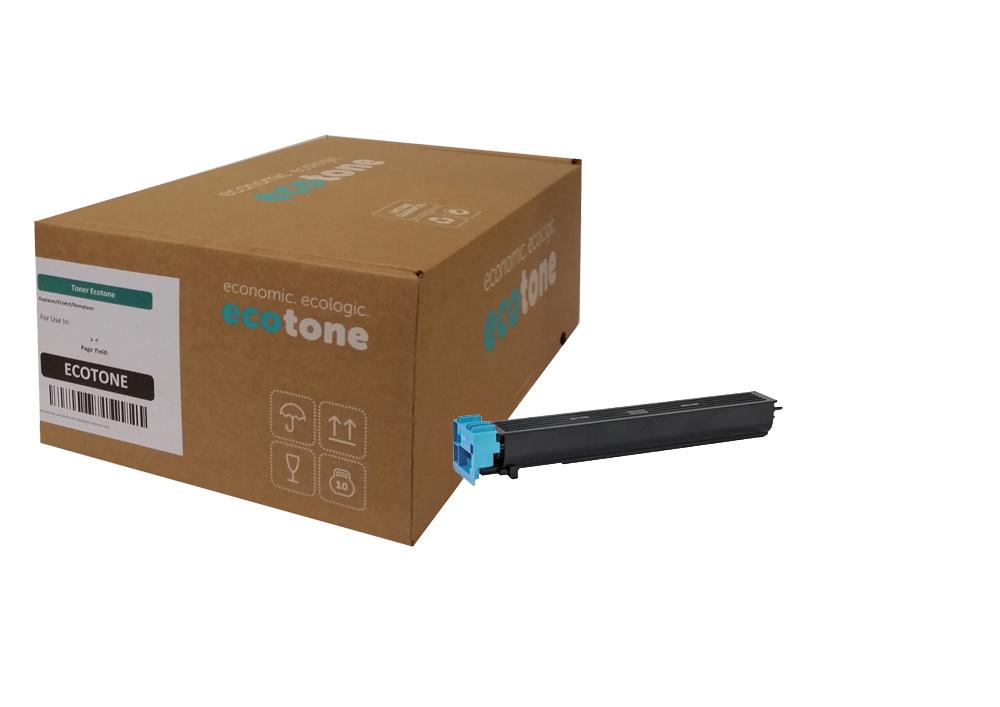 Ecotone Minolta TN613C (A0TM450) toner cyan 30000 pages (Ecotone)