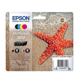 Epson Epson 603 (C13T03U64010) ink c/m/y/bk 10,6ml (original)