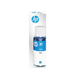 HP HP 31 (1VU26AE) ink cyan 8000 pages (original)