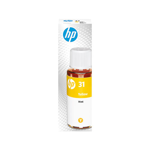 HP HP 31 (1VU28AE) ink yellow 8000 pages (original)
