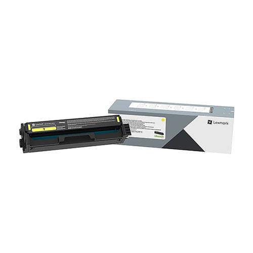 Lexmark Lexmark C320040 toner yellow 1500 pages (original)