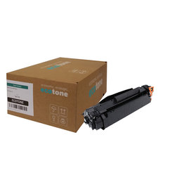 Ecotone HP 30X (CF230X) toner black 3500 pages (Ecotone)