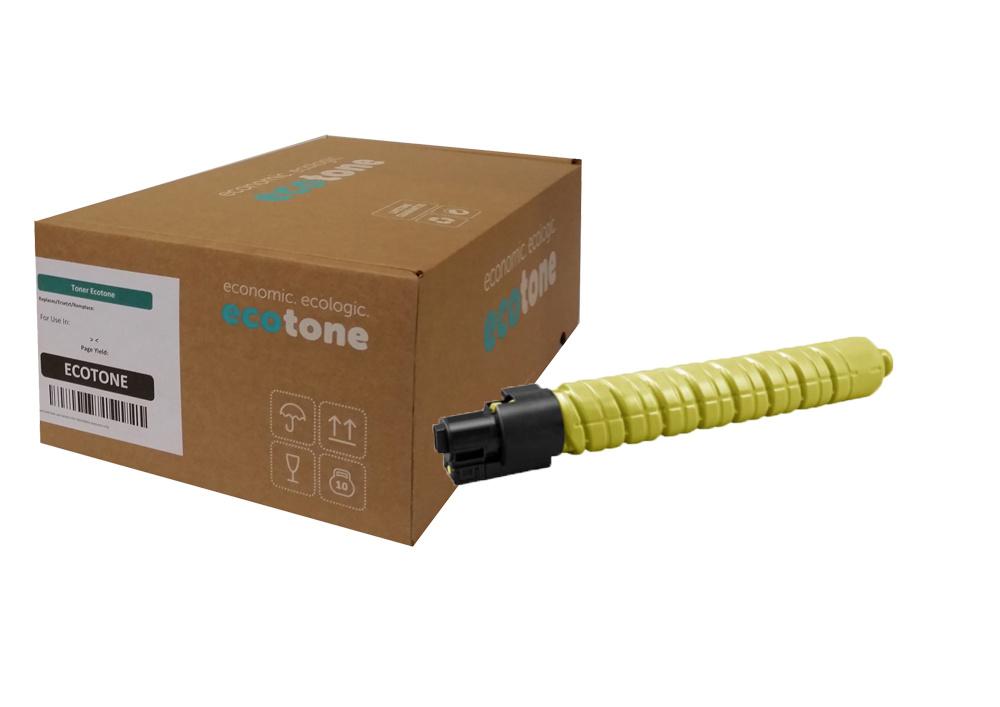 Ecotone Ricoh MP C305E (842080) toner yellow 4000p (Ecotone)