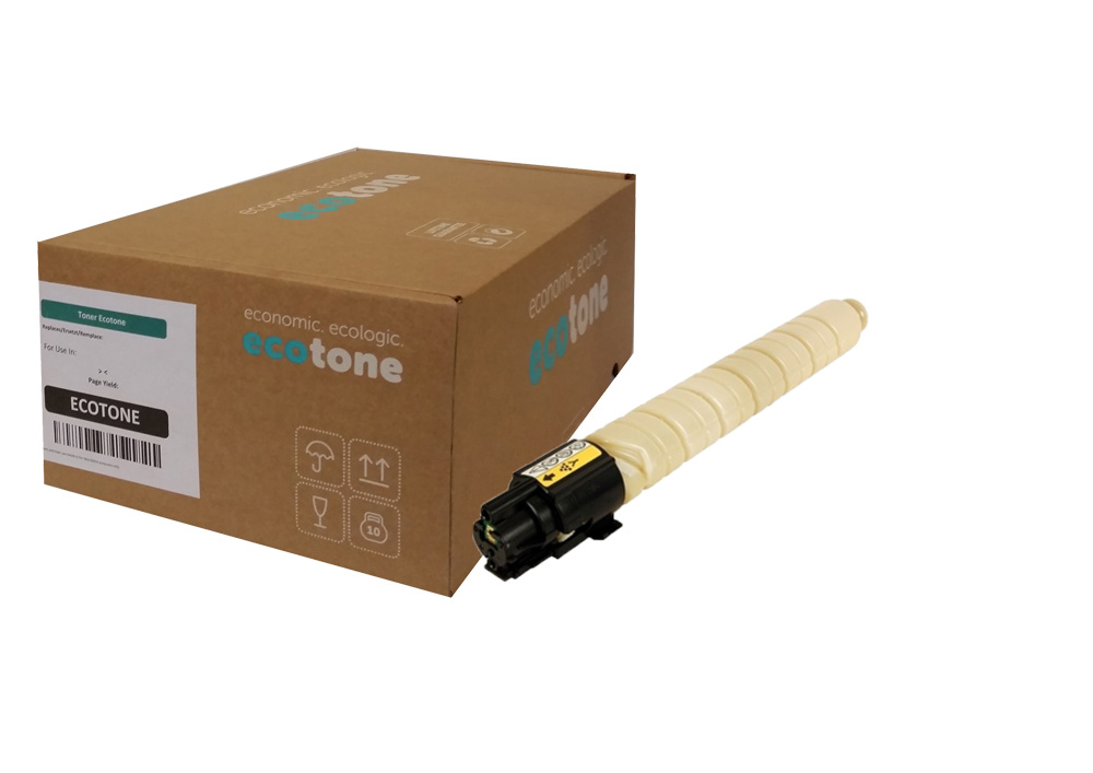 Ecotone Ricoh MP C306 (842094) toner yellow 6000p (Ecotone)