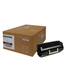 Ecotone Lexmark 63B2H00 toner black 25000 pages (Ecotone)