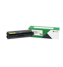 Lexmark Lexmark C3220Y0 toner yellow 1500 pages (original)