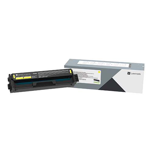 Lexmark Lexmark C330H40 toner yellow 3000 pages (original)