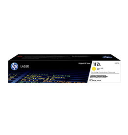 HP HP 117A (W2072A) toner yellow 700 pages (original)