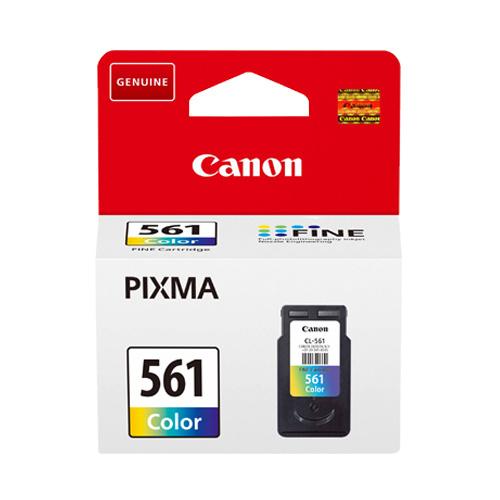 Canon Canon CL-561 (3731C001) ink color 180 pages (original)