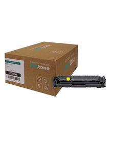 Ecotone HP 205A (CF532A) toner yellow 900 pages (Ecotone)