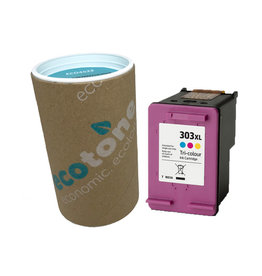 Ecotone HP 303XL (T6N03AE) ink color 415 pages (Ecotone)