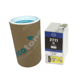 Ecotone Epson 27XXL (C13T27914010) ink black 2200 pages (Ecotone)
