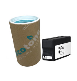 Ecotone HP 950XL (CN045AE) ink black 2892 pages (Ecotone)