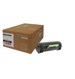 Ecotone Lexmark 56F2H00 toner black 15000 pages (Ecotone)