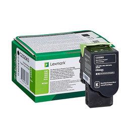 Lexmark Lexmark C2320K0 toner black 1000 pages (original)
