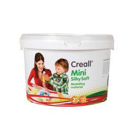 Creall Creall boetseerpasta, van 1,10 kg met geassorteerde kleuren