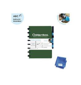 Correctbook Correctbook A5 gelijnd uitwisbaar / herbruikbaar schrift