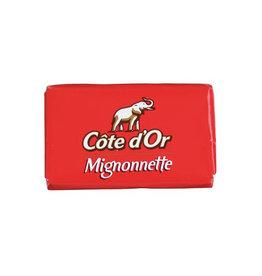 Côte d'Or Côte d'Or chocolade Mignonnette melkchocolade doos 120 stuks