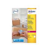 Avery Avery L7167B-100 BlockOut zelfklevende 100 etiketten