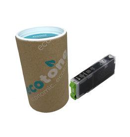 Ecotone Canon CLI-551BK XL (6443B001) ink black 695p (Ecotone)