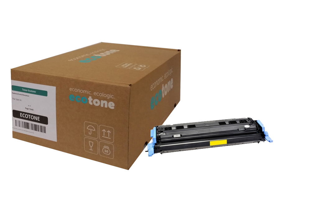 Ecotone Canon 707 (9421A004) toner yellow 2000 pages (Ecotone)