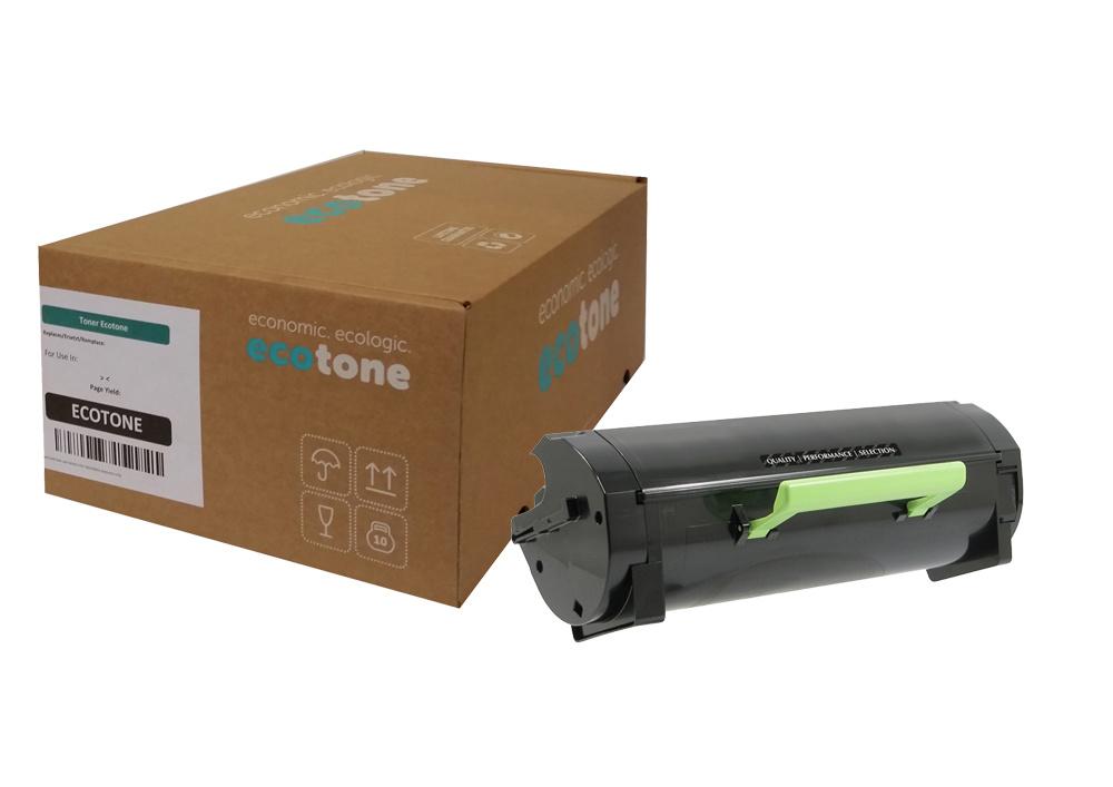 Ecotone Minolta TNP-38 (A63W01W) toner black 20000 pages (Ecotone)