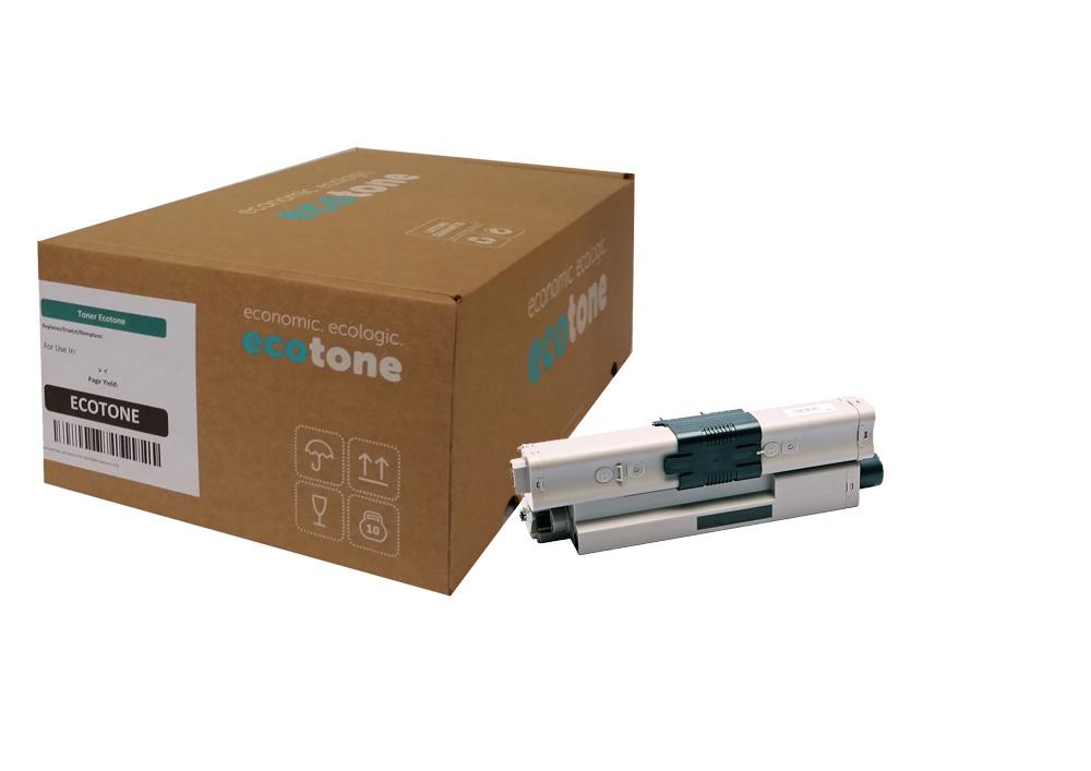 Ecotone OKI 44469814 toner black 5000 pages (Ecotone)