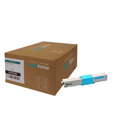 Ecotone OKI 44469742 toner cyan 5000 pages (Ecotone)