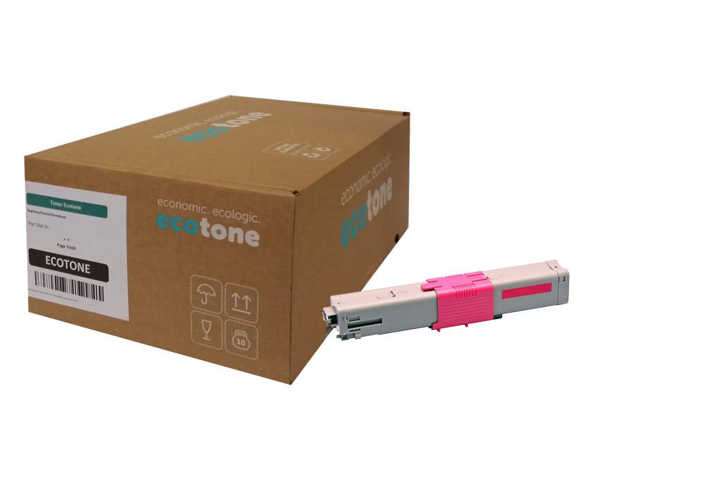 Ecotone OKI 44469741 toner magenta 5000 pages (Ecotone)