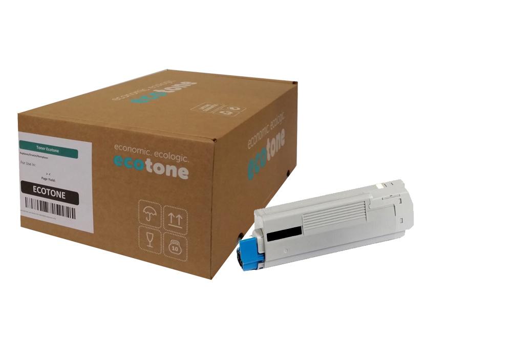 Ecotone OKI 46471104 toner black 7000 pages (Ecotone)