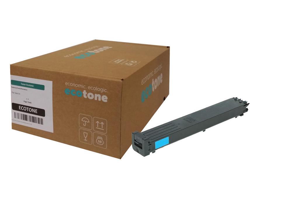 Ecotone Sharp MX-31GTCA toner cyan 15000 pages (Ecotone)