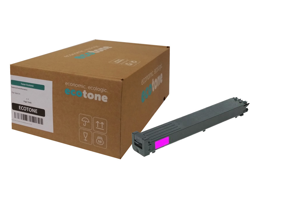 Ecotone Sharp MX-31GTMA toner magenta 15000 pages (Ecotone)