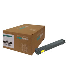 Ecotone Sharp MX-31GTYA toner yellow 15000 pages (Ecotone)