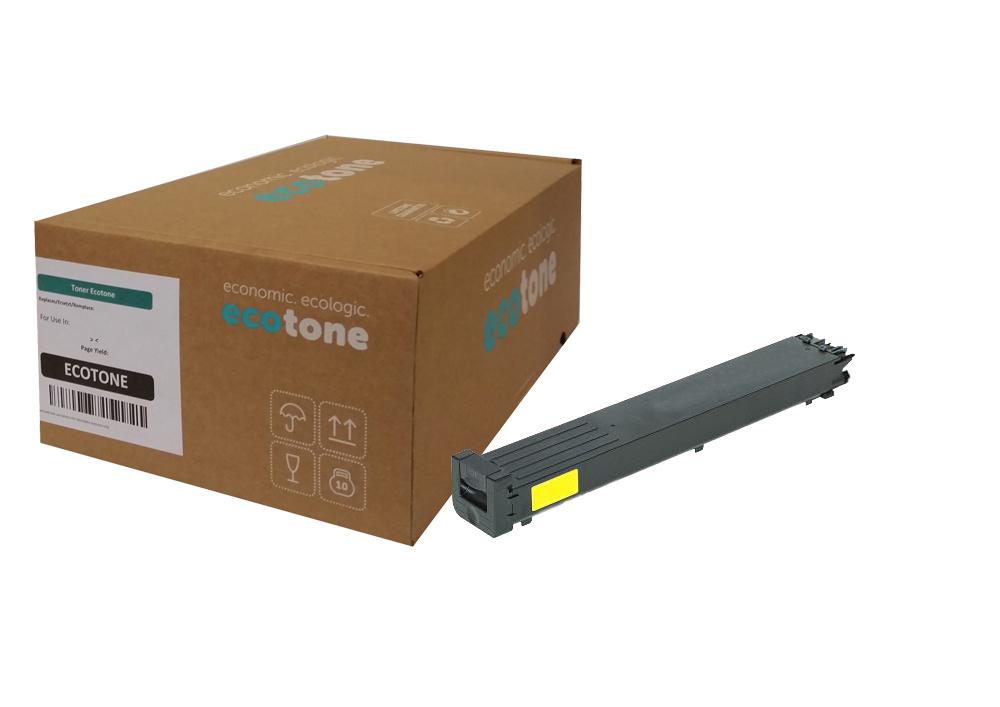 Ecotone Sharp MX-31GTYA toner yellow 15000 pages (Ecotone)