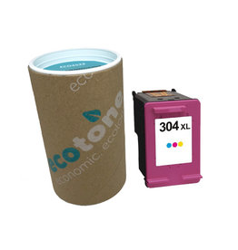 Ecotone HP 304XL (N9K07AE) ink color 300 pages (Ecotone)