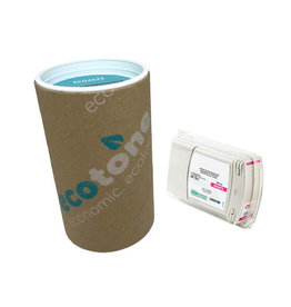 Ecotone HP 761 (CM993A) ink magenta 400ml (Ecotone)