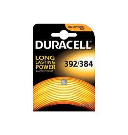 Duracell Duracell knoopcel 392/384, op blister