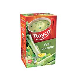 Royco Royco Minute Soup classic prei, pak van 25 zakjes