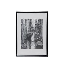 The Photo Album Company TPAC fotoakader aluminium, zwart, A4