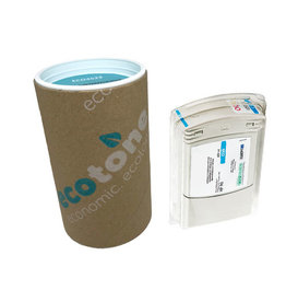 Ecotone HP 90 (C5061A) ink cyan 400ml (Ecotone)