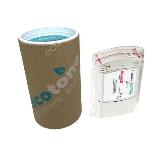 Ecotone HP 90 (C5063A) ink magenta 400ml (Ecotone)