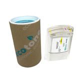 Ecotone HP 90 (C5065A) ink yellow 400ml (Ecotone)