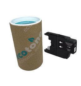 Ecotone Brother LC-1280XLBK ink black 60ml (Ecotone)