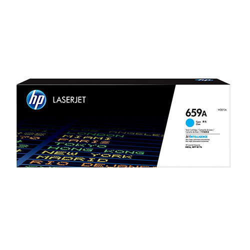 HP HP 659A (W2011A) toner cyan 13000 pages (original)