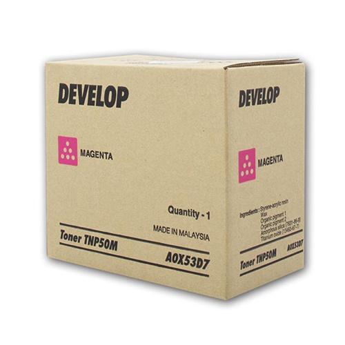 Develop Develop TNP-50M (A0X53D7) toner magenta 5000p (original)